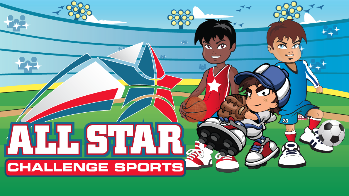 All Star Sports Challenge Feature