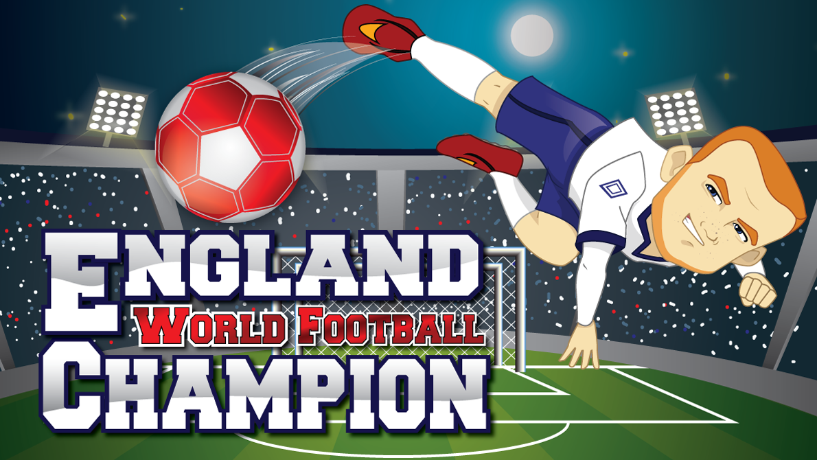 England - World Football Champion Feature