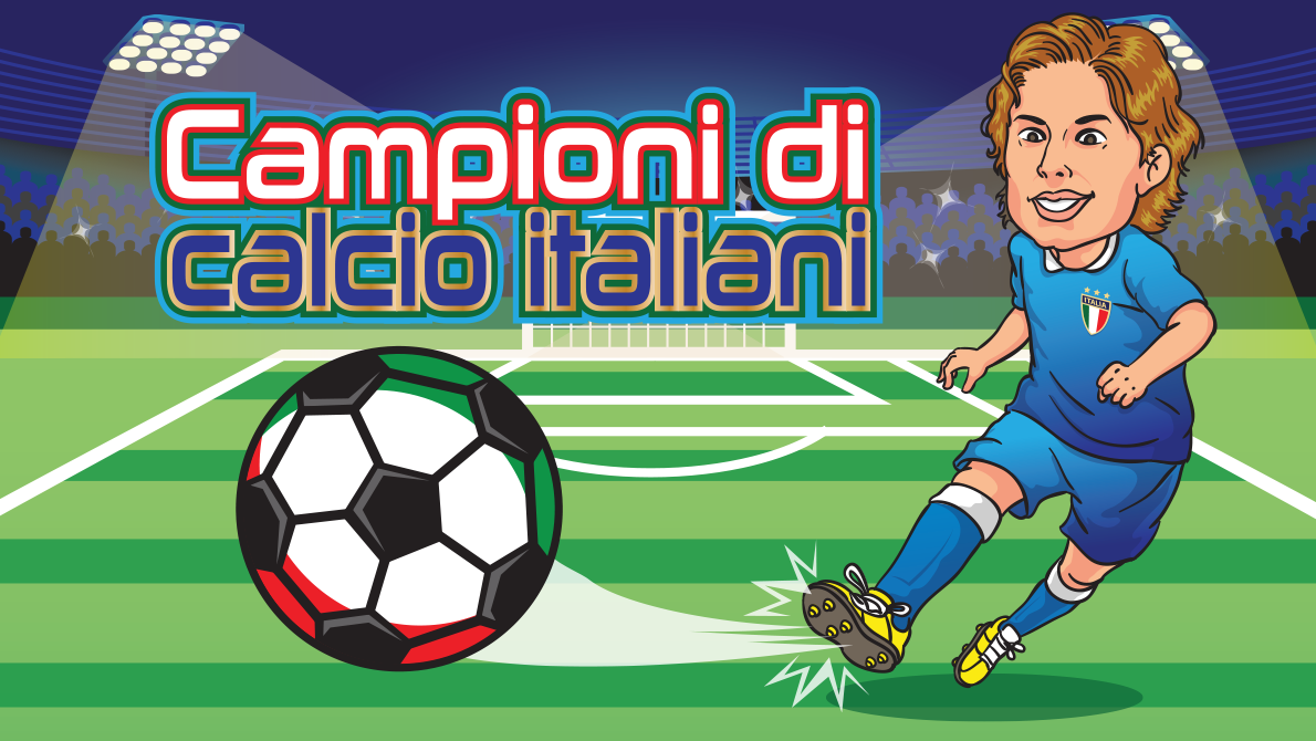 Campioni del mondo di calcio Italiani - Italian world football champions Feature