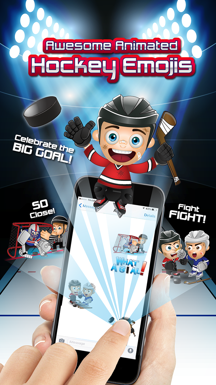 Mokool Sports Games Launches Comprehensive Collection of Hockey Emojis Image