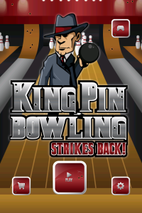 Kingpin Bowling Strikes Back on iPhone/iPad/iPod Touch