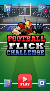 Football Flick Challenge on iPhone/iPad/iPod Touch