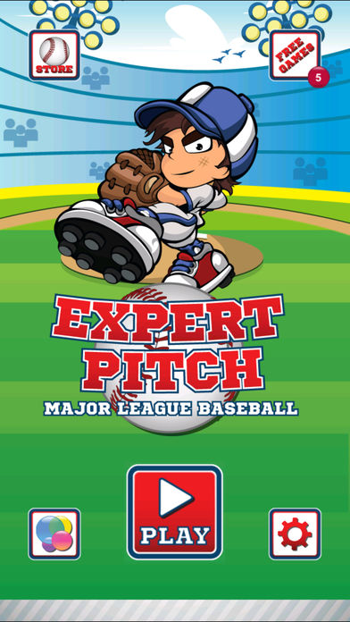 Expert Pitch - Baseball