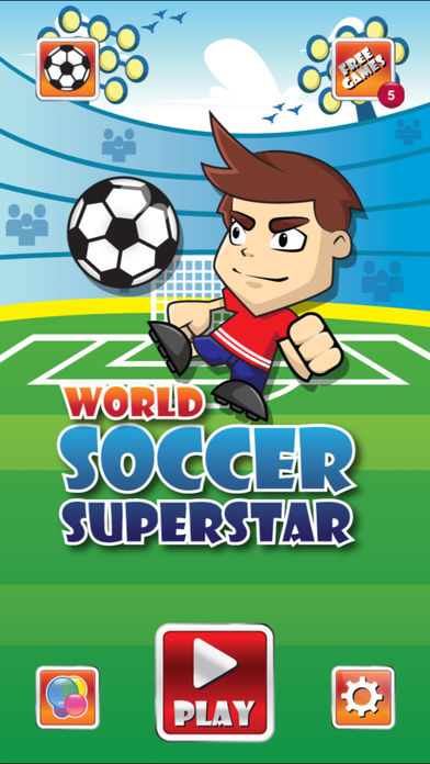 World Soccer Superstar
