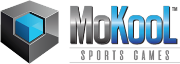 Mokool Sports Games Logo
