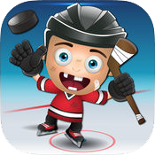 Hockey Emojis-nation App Icon