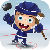 Toronto Hockey Emojis App Icon