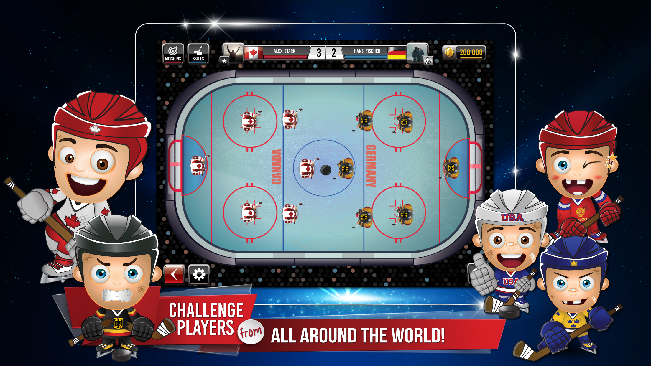 World Hockey Championships - Screenshot 2
