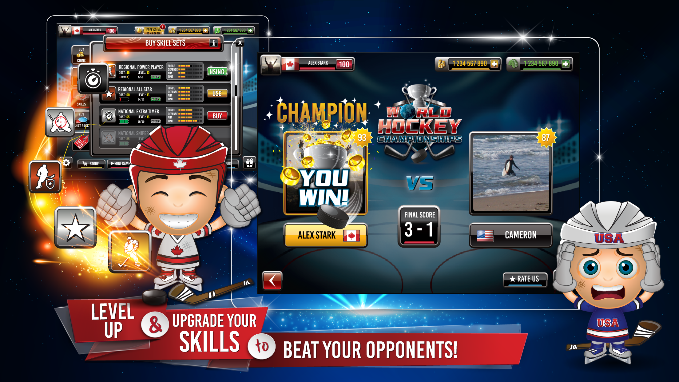 World Hockey Championships - Screenshot 4