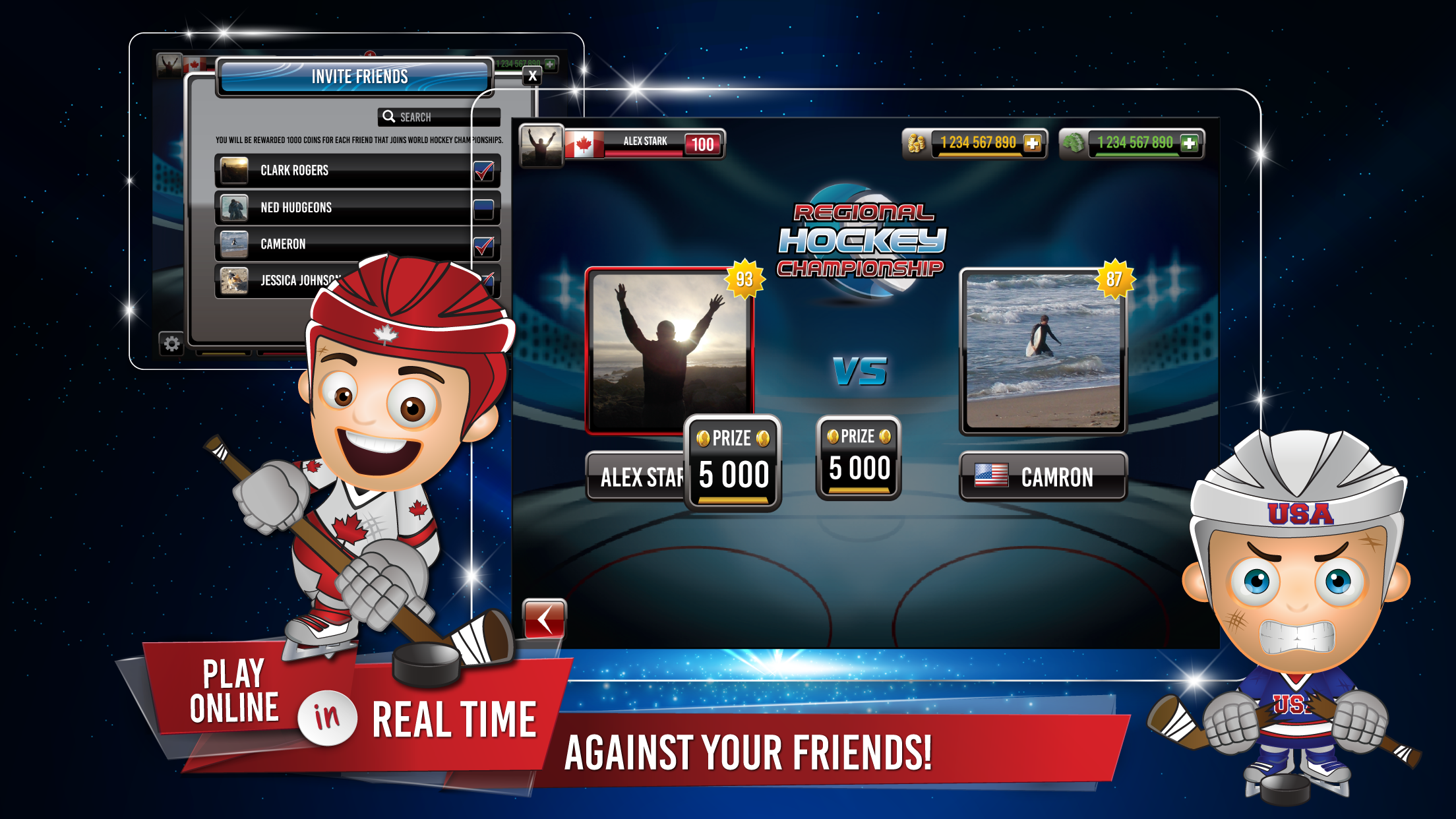 World Hockey Championships - Screenshot 5