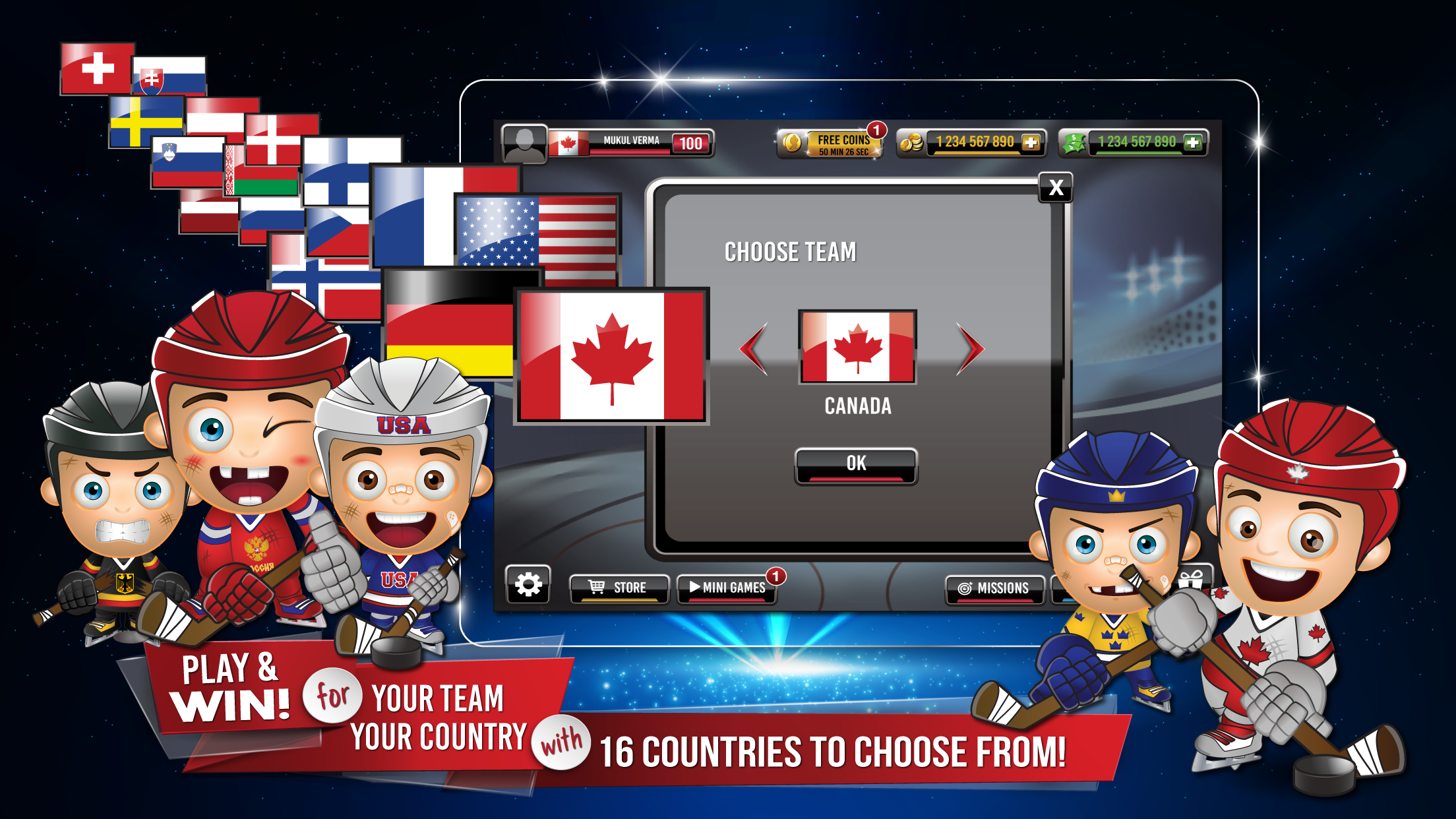 World Hockey Championships - Screenshot 7